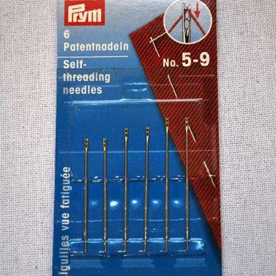 Prym Self Threading Needles
