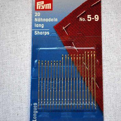 Prym Sharp Longues Needles