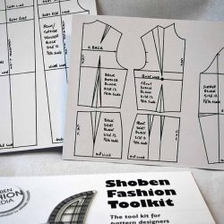 Shoben Fashion Toolkit Extras