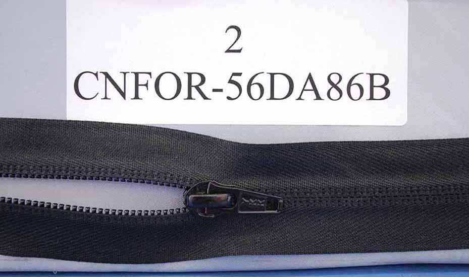 YKK CNFOR-56 DA 86B Zip