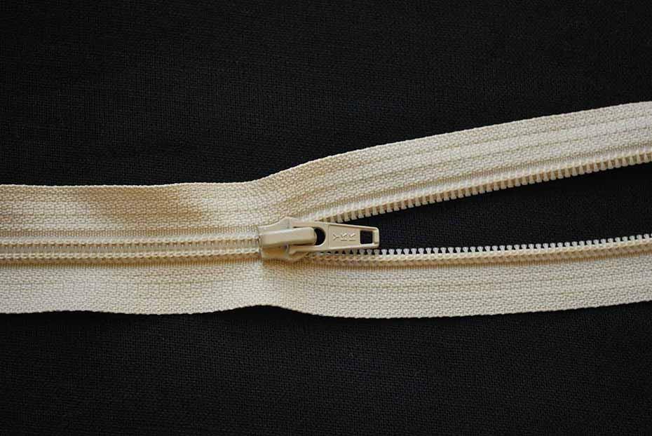 5 Zip YKK 61cm//24 inch Nylon Open End Medium Weight No