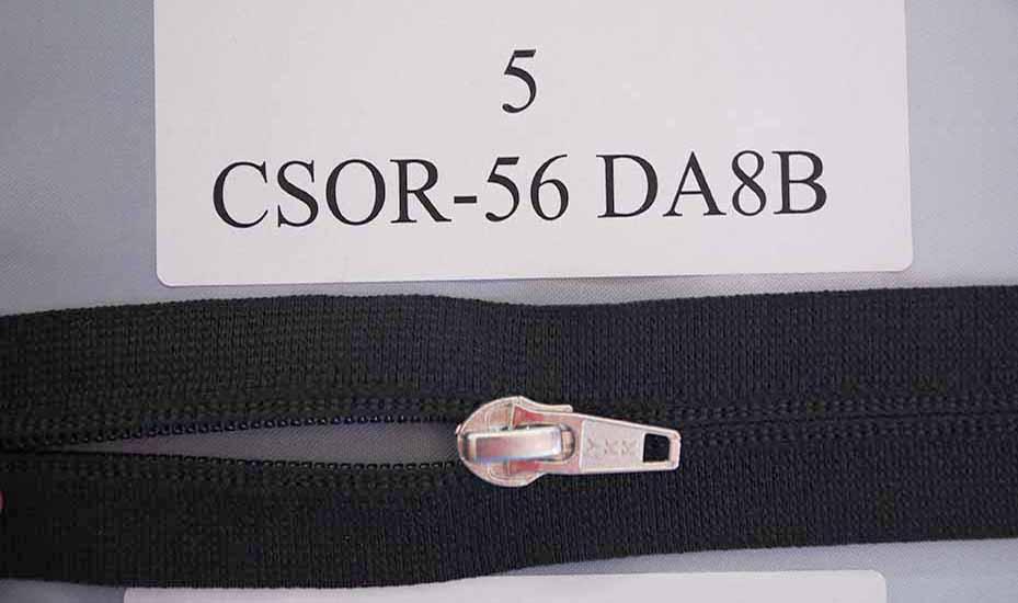YKK CSOR-56 DA8B Zip