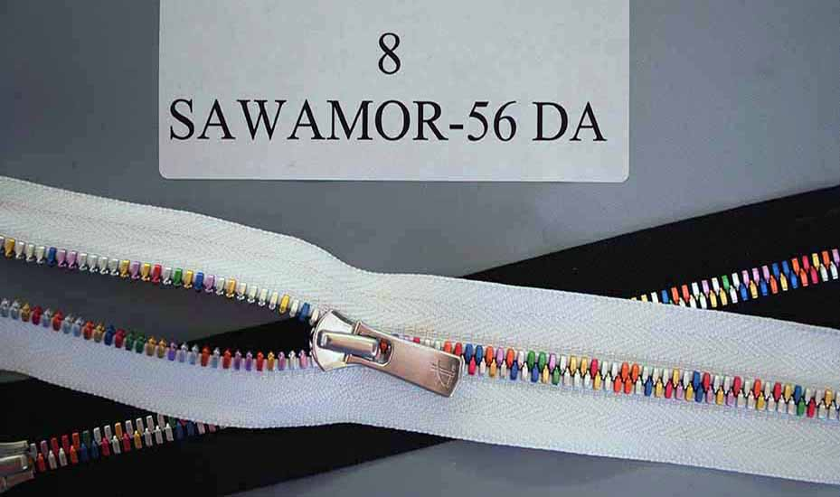 YKK SAWAMOR-56 DA Zip