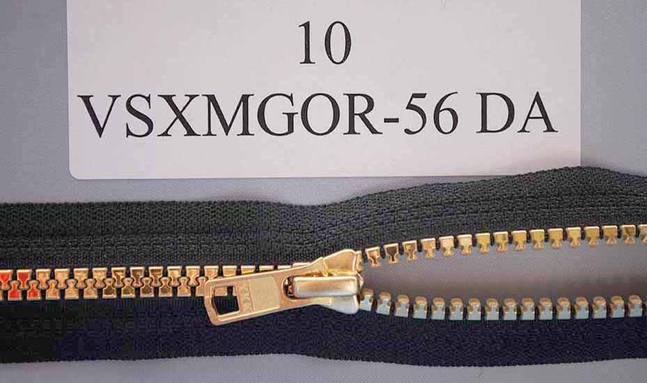 YKK Vsxmgor-56 DA Zip