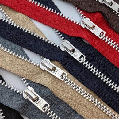YKK YARNC36 Metal Zips - William Gee UK