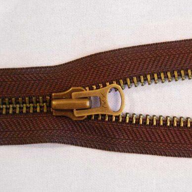 YKK-RBKBC56-No.-5-Open-Ended-Antique-Zip-Brass