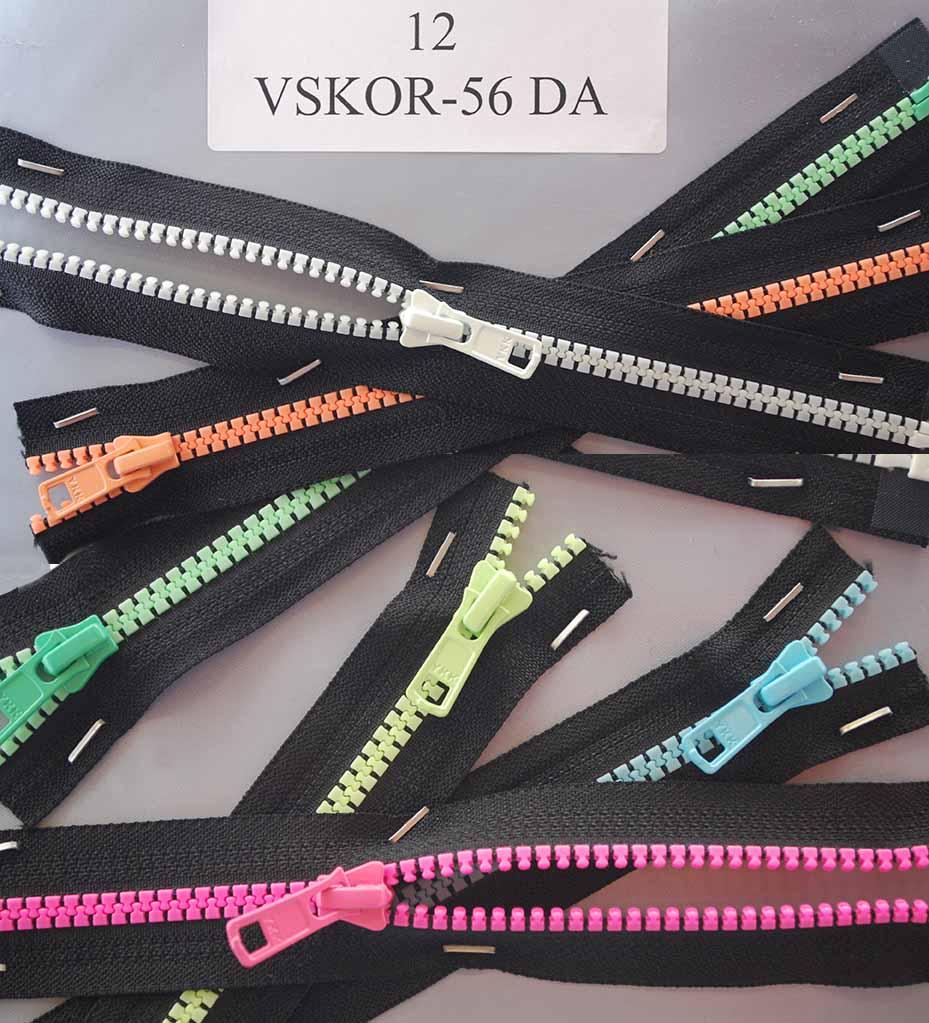 YKK VSKOR-56 DA Zip