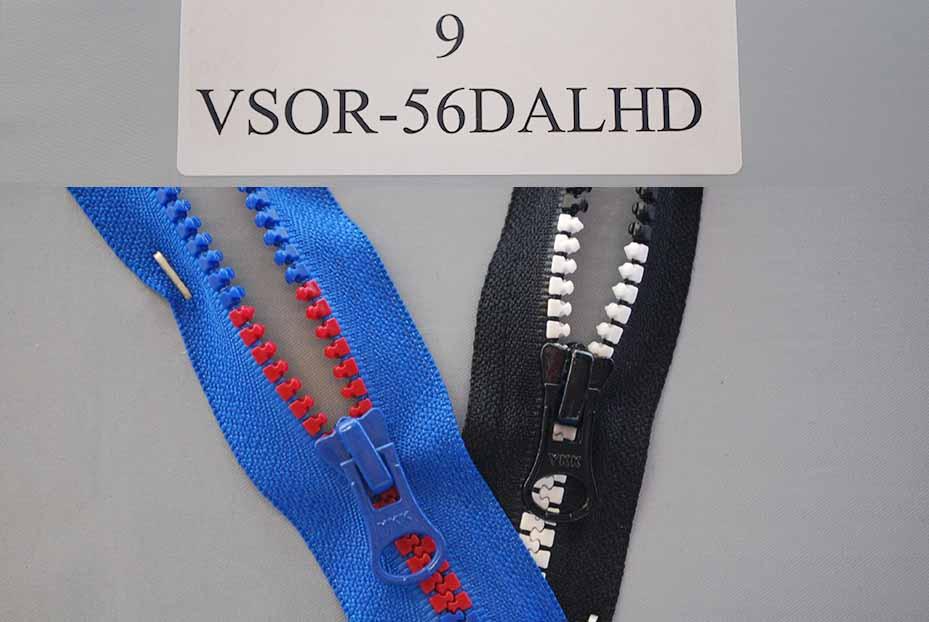 YKK VSOR-56 DA LHD Zip