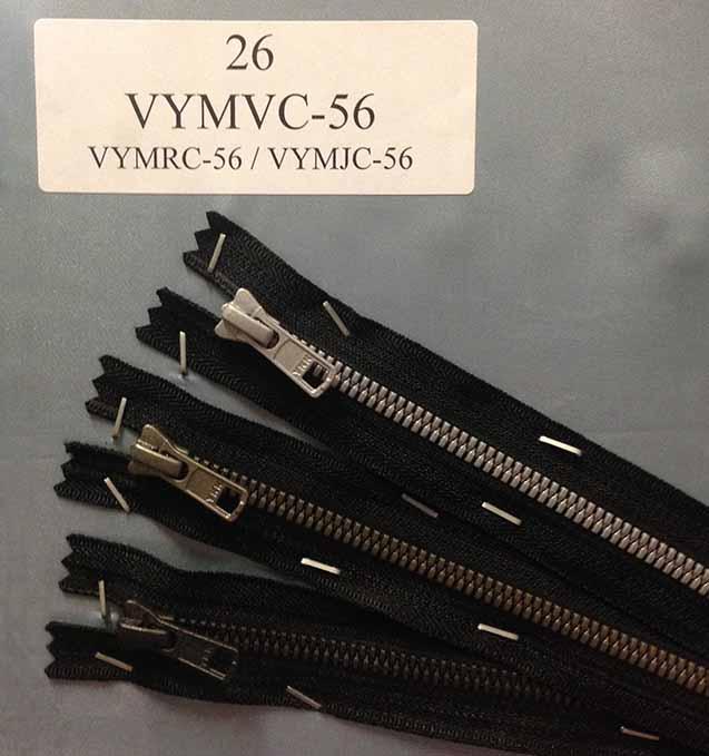 YKK VYMVS-56 Zip