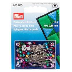 Prym Pearl Headed Pins - 028625 - William Gee Online