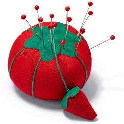 Prym Tomato Pin Cushion 611321 - William Gee UK
