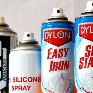 Sprays & Cleaning Fluids