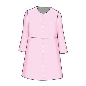 Childrenswear Unisex Basic Blocks - Figure 7
