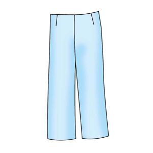 Childrenswear Unisex Trouser Blocks - Figure 9