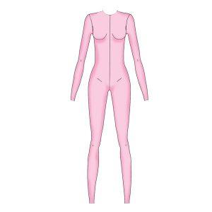 Womenswear Basic Stretch Body Patterns - Figure 10