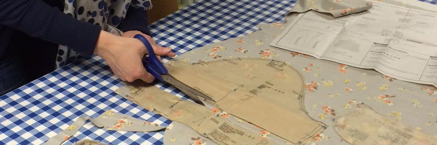 Cutting fabric effectively