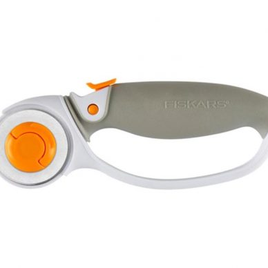 Fiskars Easy Blade Change Rotary Cutter Titanium 45mm 60mm