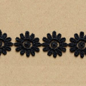 Lace Trims - 0575/1107 (black)