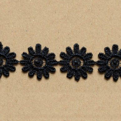 Lace Trims - 0575/1107 (black)
