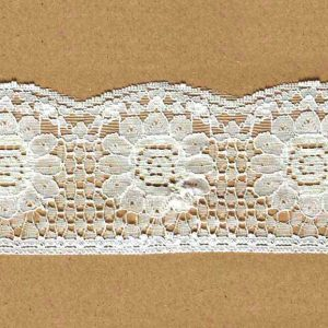 Lace Trims - FL76 (cream)