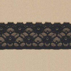 Lace Trims - FL50 (black)