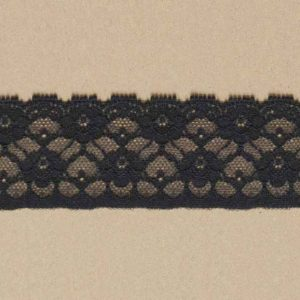 Lace Trims - FL50 (black)