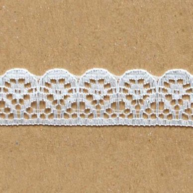 Lace Trims - FL191 (cream)