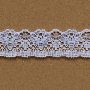 Lace Trims - FL25 (white)
