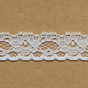 Lace Trims - FL25 (cream)