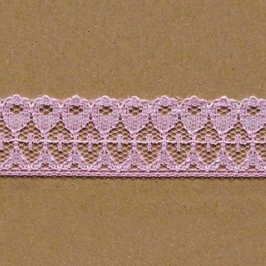 Lace Trims - FL27 (pink)