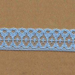 Lace Trims - FL27 (baby blue)
