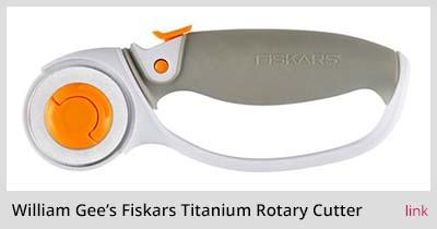 Fiskars Titanium Rotary Cutters