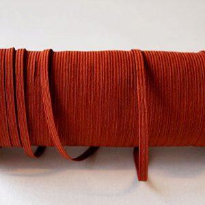 Flat Elastic 5mm - Red