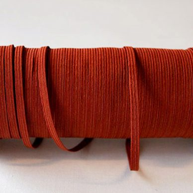 Flat Elastic 5mm - Red