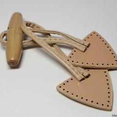 Prym Accessories toggles - beige