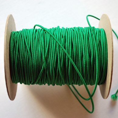 Round Elastic 2mm - Colours