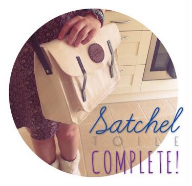 TOILE Satchel