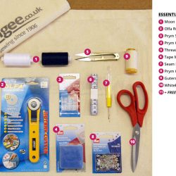 Essentials Kit Bundle William Gee 2015