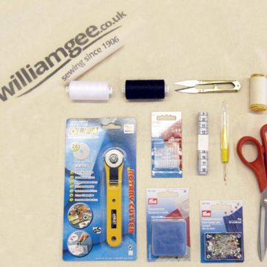 Sewing Bundle A - Essential Sewing Kit