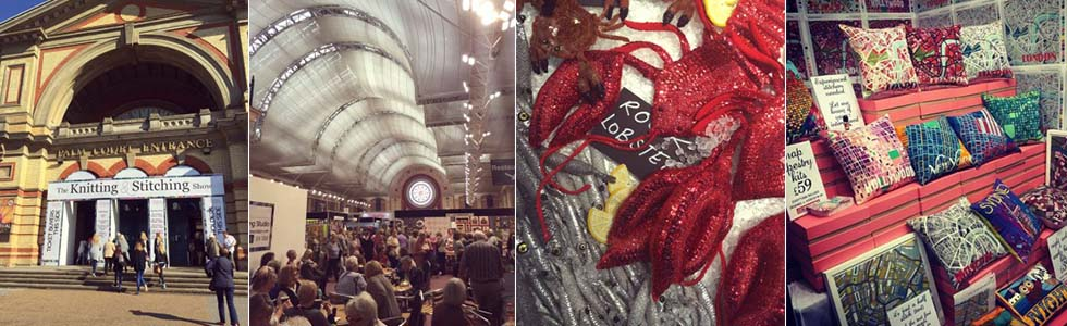 The Knitting and Stitching Show 2015