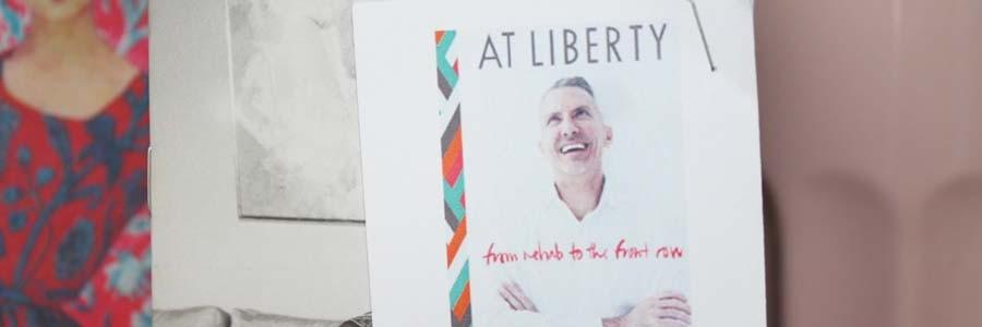 Liberty in Fashion - Ed Burstell