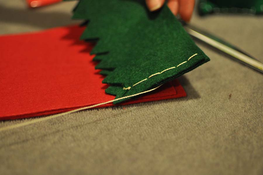 Creating the Top Trim