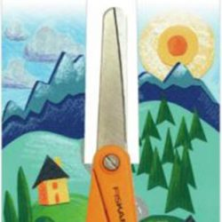 Fiskars Classic Children's Right-Handed Scissors F9992 in pack