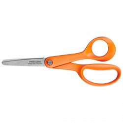 Fiskars Classic Children's Right-Handed Scissors F9992 out pack