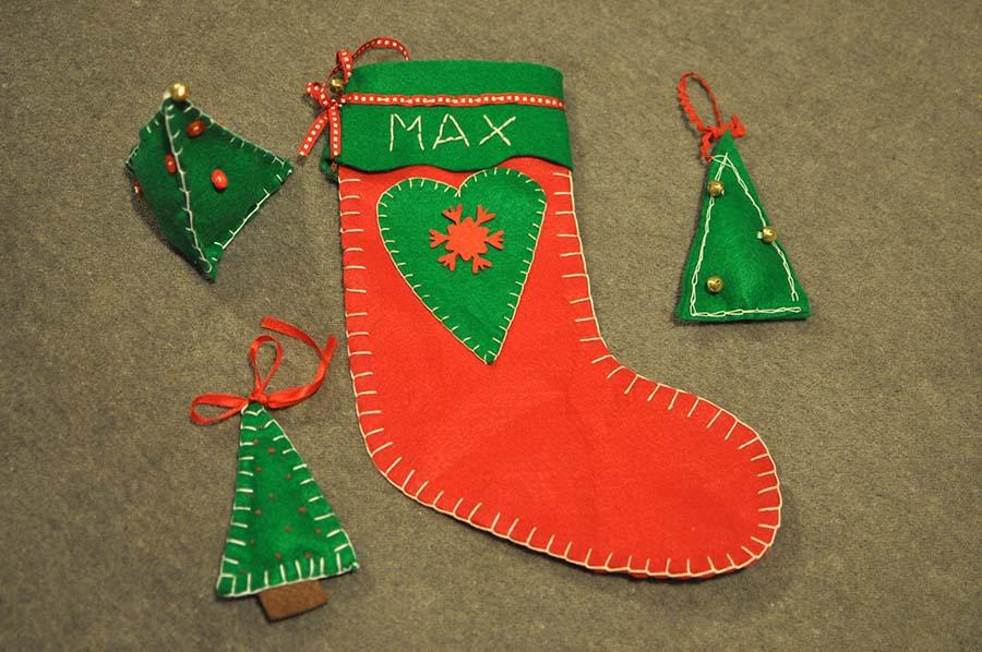 Make a Christmas Stocking