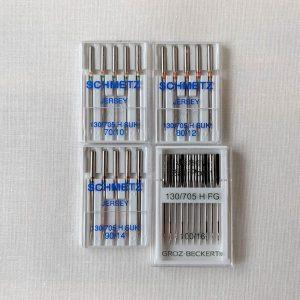 Domestic Machine Needles Jersey Ballpoint - William Gee UK
