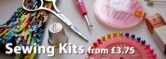 Purchase Sewing Kits at William Gee