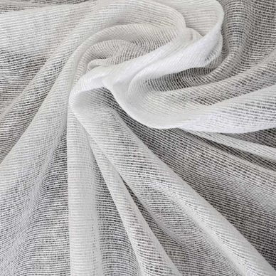 K10 Woven Interfacing in White - William Gee Haberdashery