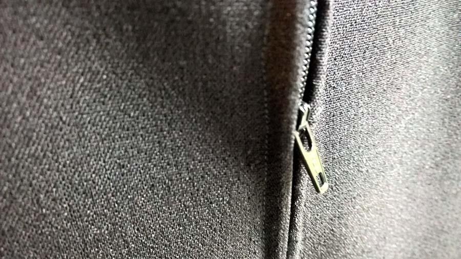 subtle zips