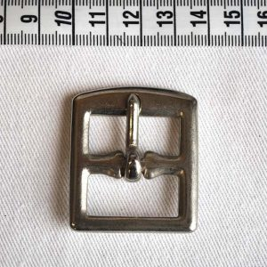 1348 Buckle 25mm - Nickel Plated
